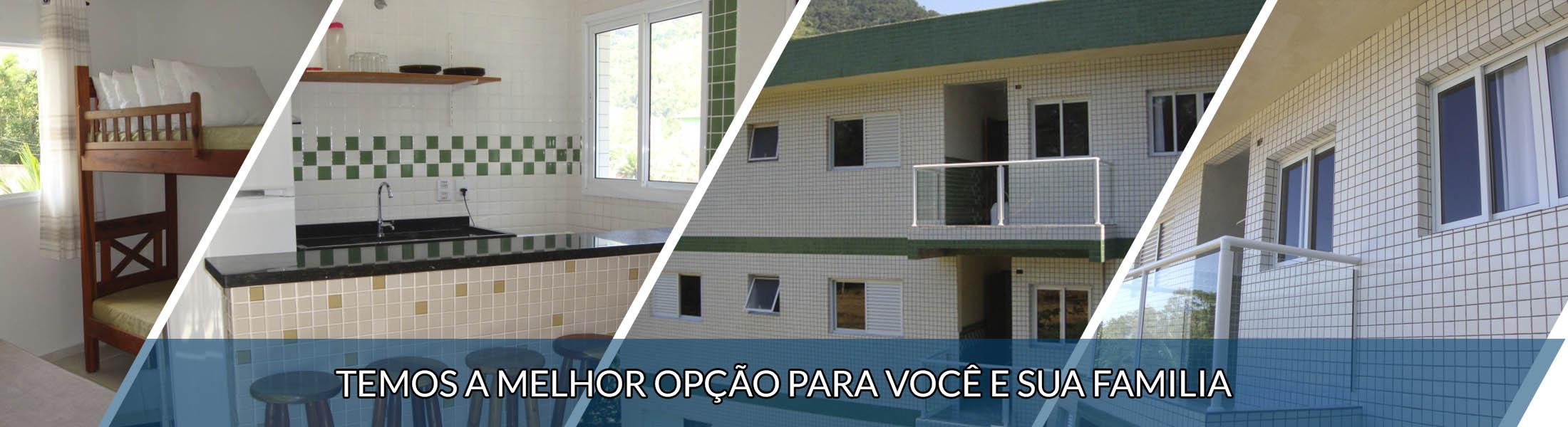 Apartamentos Canto Verde